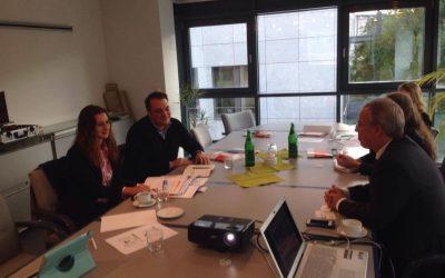 Представники РПУ та SEQUA проводять тиждень зустрічей з метою дослідження професійно-технічної освіти Німеччини
