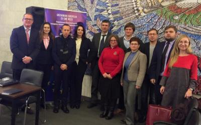 Реміснича палата України взяла участь у панельній дискусії Ukrainian European EU SME WEEK 2016