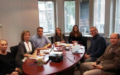 РПУ обговорює питання розвитку мережі співпраці та знайомиться з кращими практиками в Естонії