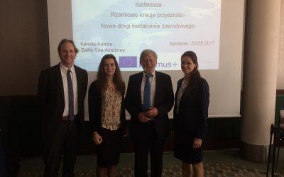 РПУ взяла участь у освітній конференції для ремісників