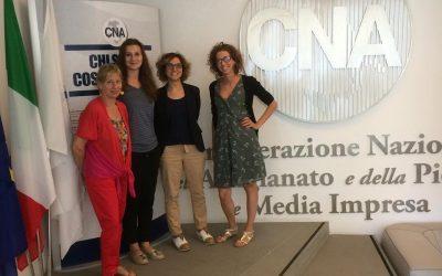 РПУ та CNA (Італія) взяли участь у проекті BSO Exchange
